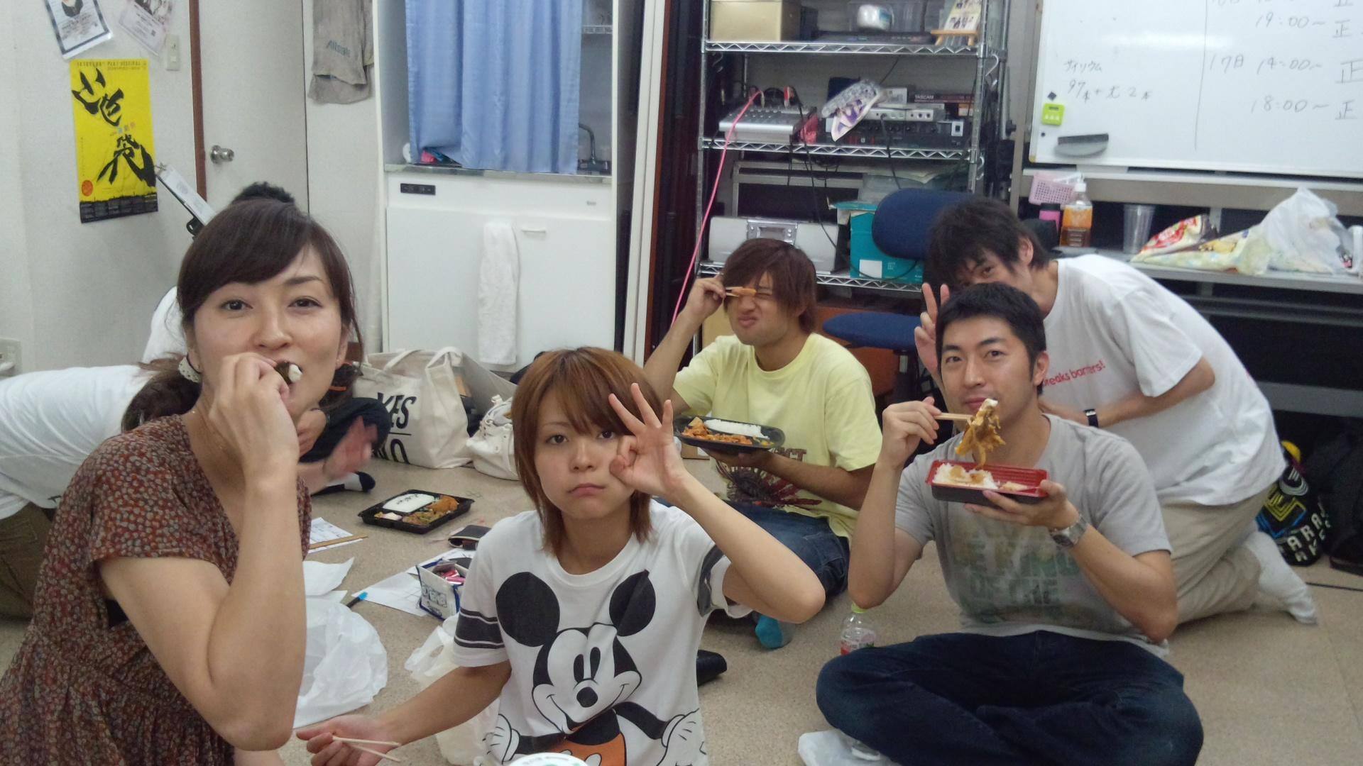 9月12日(<br />  水)舞台『幸せのスケジュール』稽古日記<br />  :岡村海斗